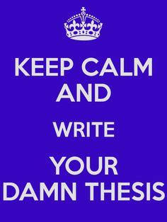 For Students: Thesis writing motivation perfect papers on