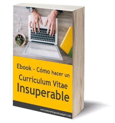Que Se Necesita Para Hacer Un Curriculum Vitae